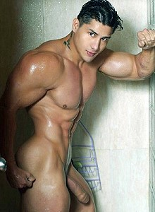 muscle guys naked