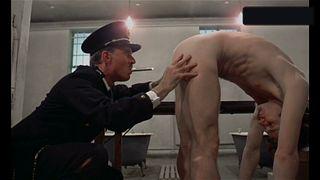 A Clockwork Orange naked scene
