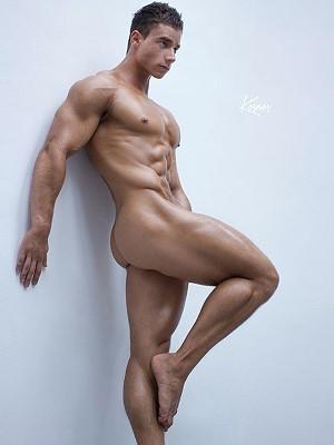 male model nude