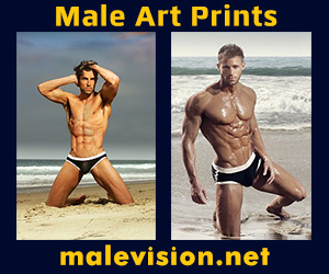 male fine art photography