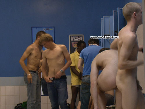 hairy pubis boy locker room