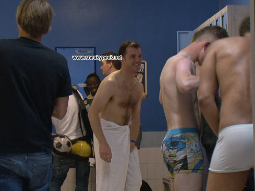 nude footballers