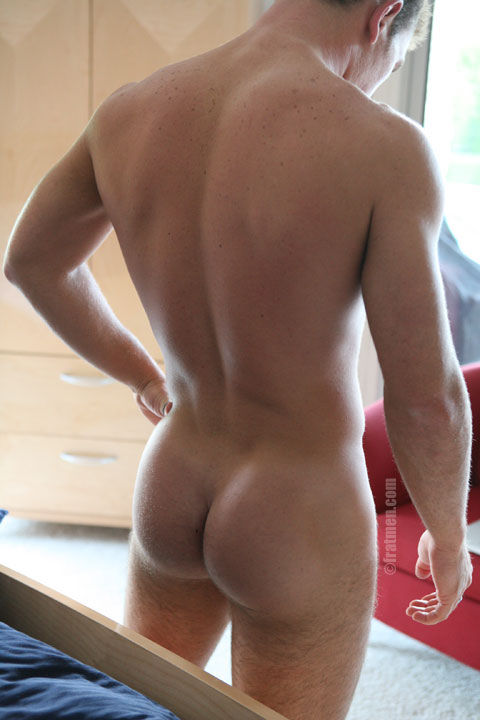 sweet muscle ass