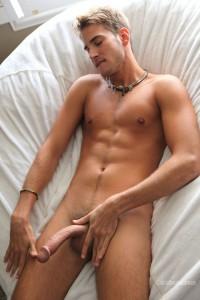 Sexy Fratmen TV model Connor
