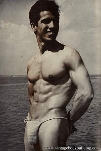vintage bodybuilding erotica