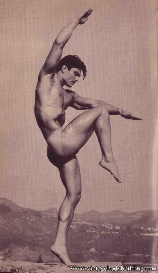 sexy muscle men photo art
