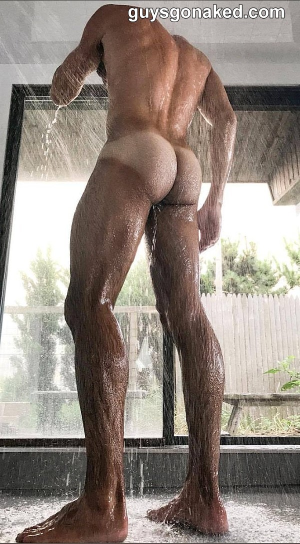 handsome male ass