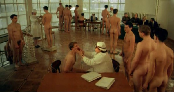 from Colby nude schoolboys medical exam