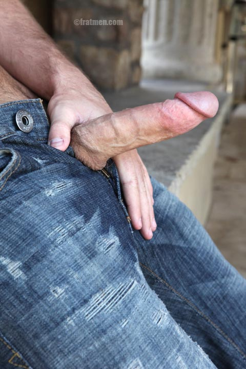 really thick dick!