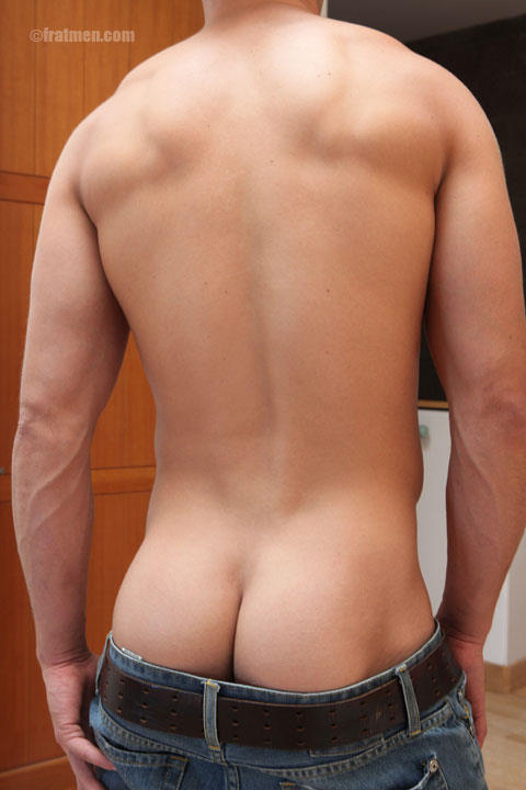 sweet male ass