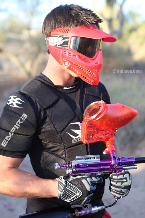 paintball boy to get baked