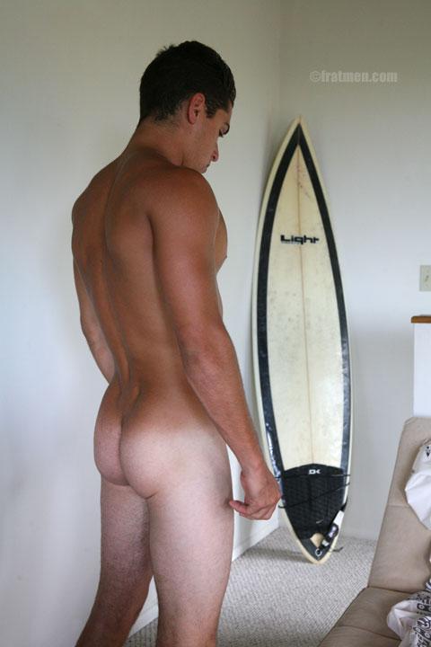 sweet male butt