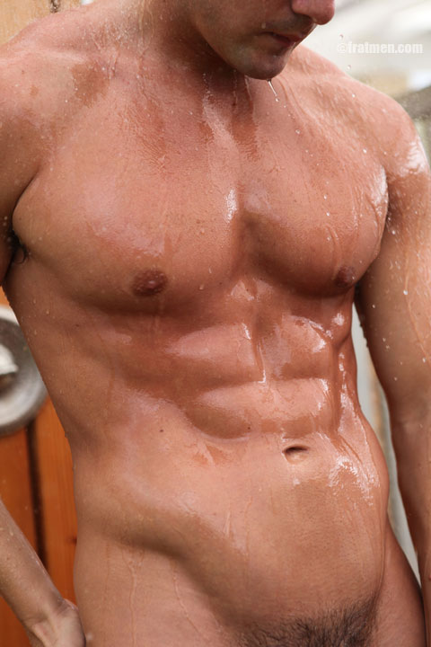 muscle male body