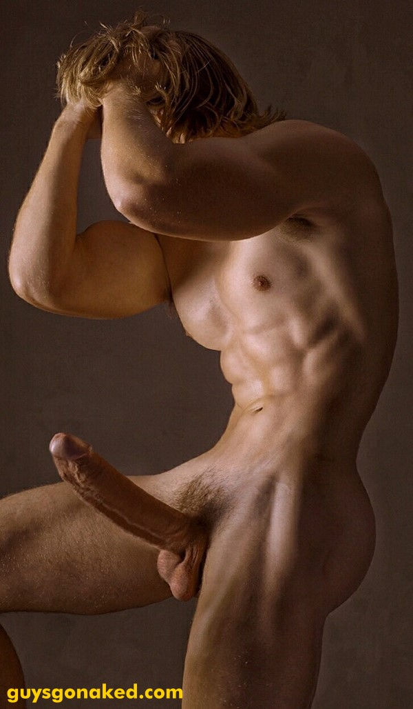 hunk with huge cock