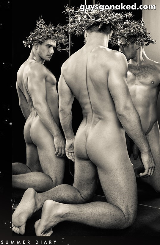 sexy male ass