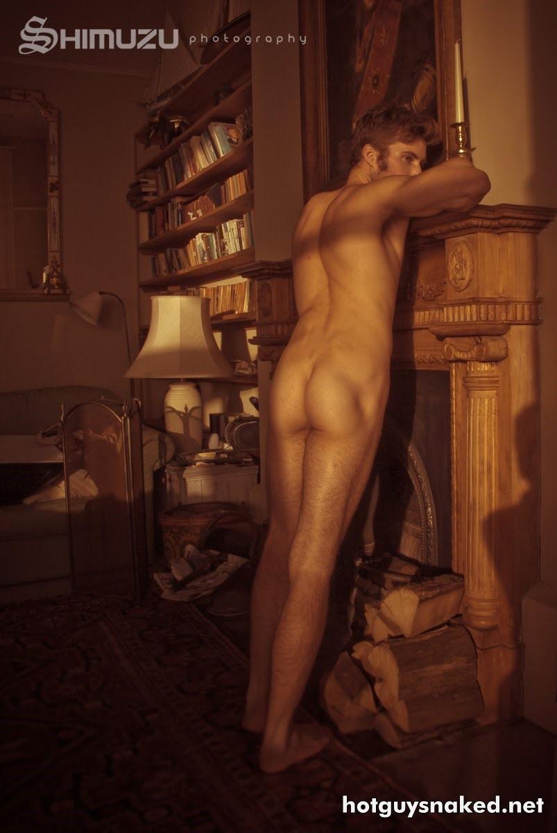 Sexy male butt erotica