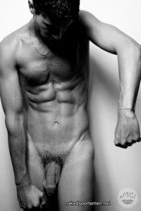 male model big dick