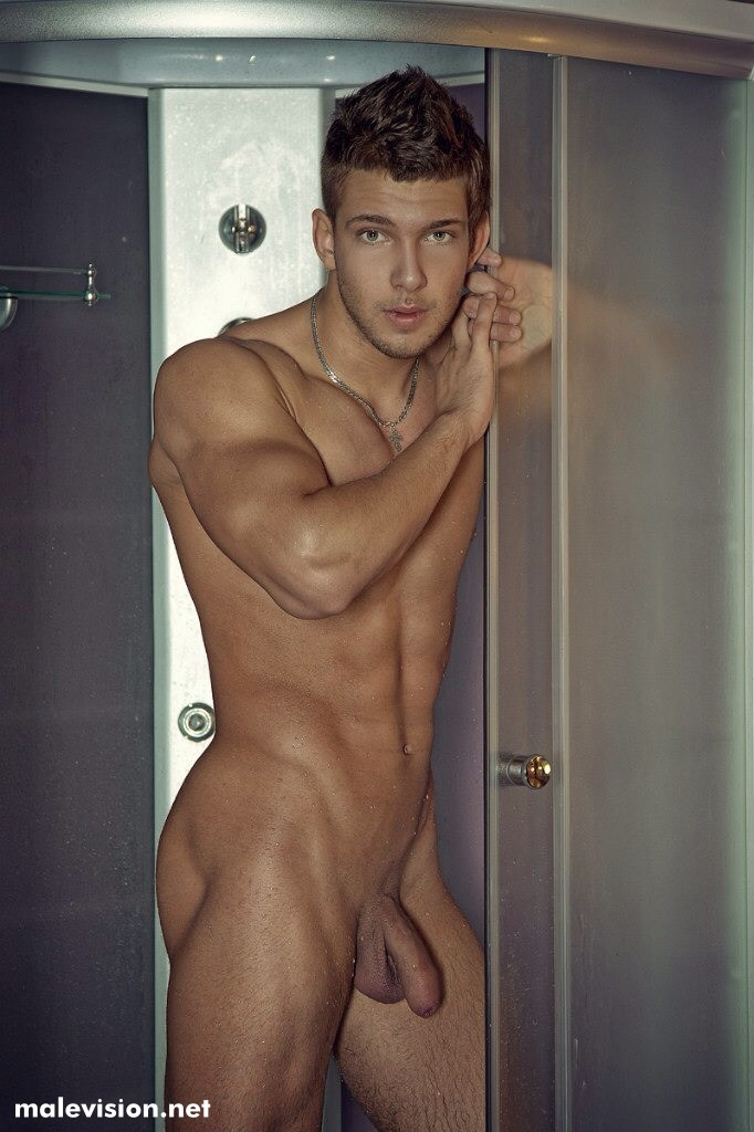 Think, nude scandinavian male model already far