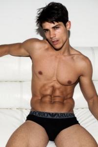 Carlos Freiere sexy Brazilian man