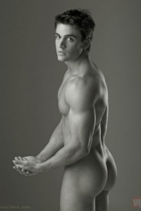 Philip Fusco naked ass