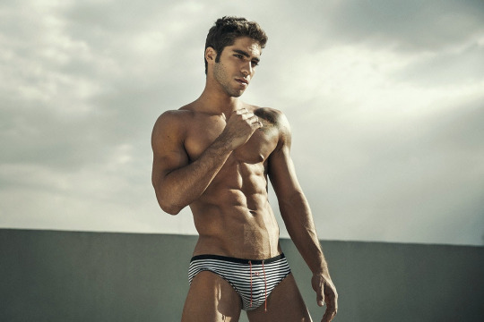 Fitness male model from Brazil