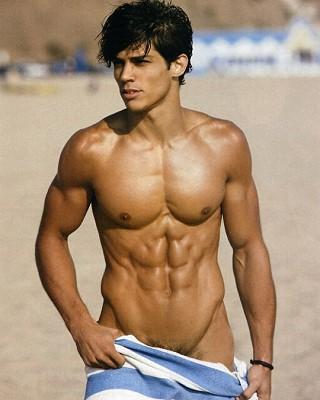 brzilian muscle man