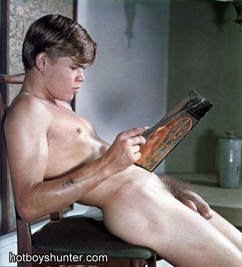 young boys naked