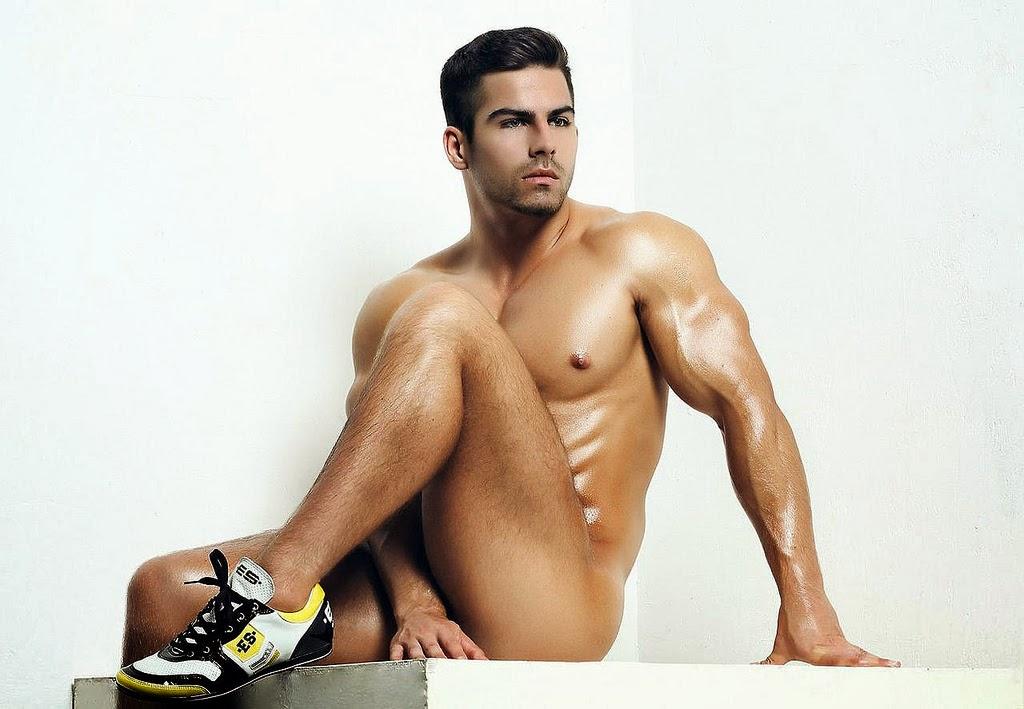 naked russian man