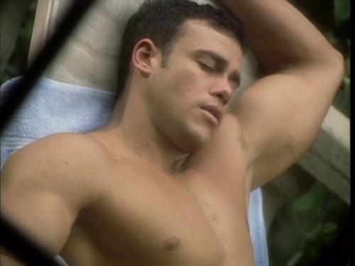 beautiful muscle man