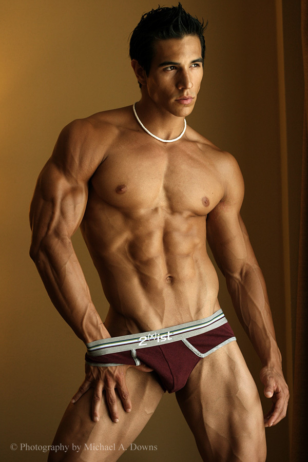 Beautiful Alan Valdez