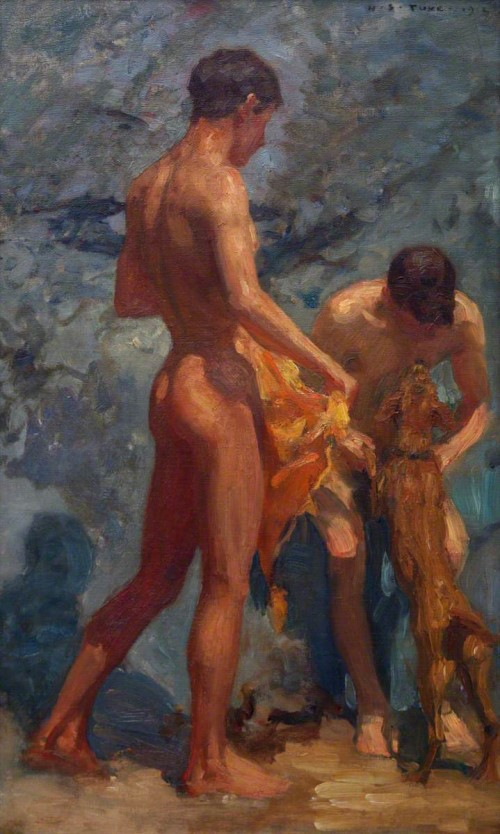 Henry Scott gay art