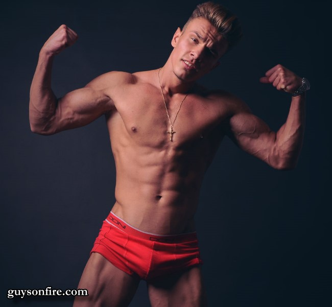 male model video chat