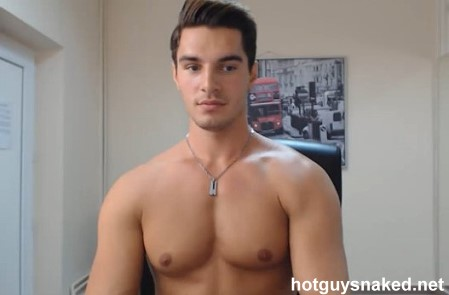 stunning chat boy