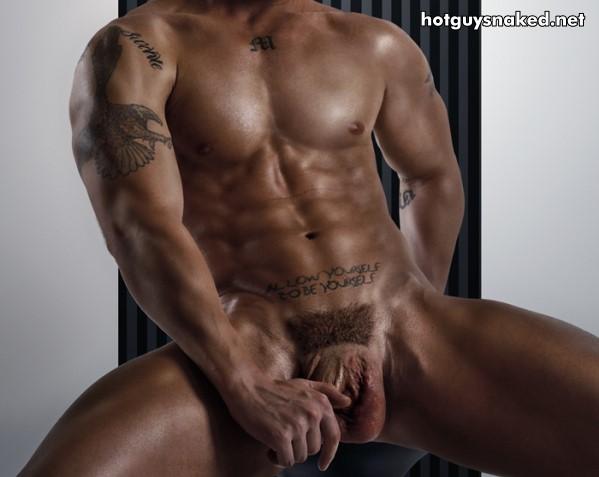 big cock athlete