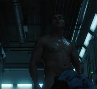 Joshua Orpin naked