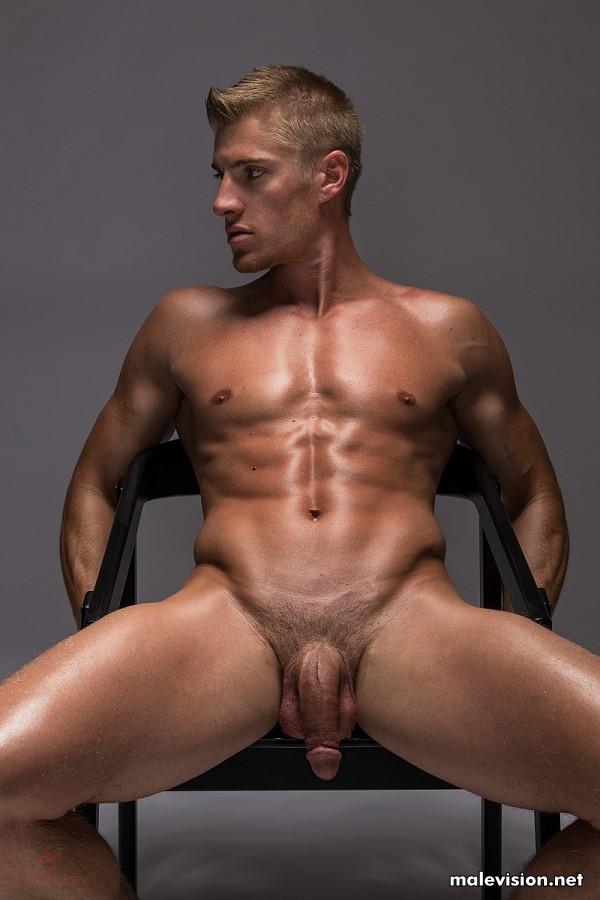 Naked Man By Travis H Lane